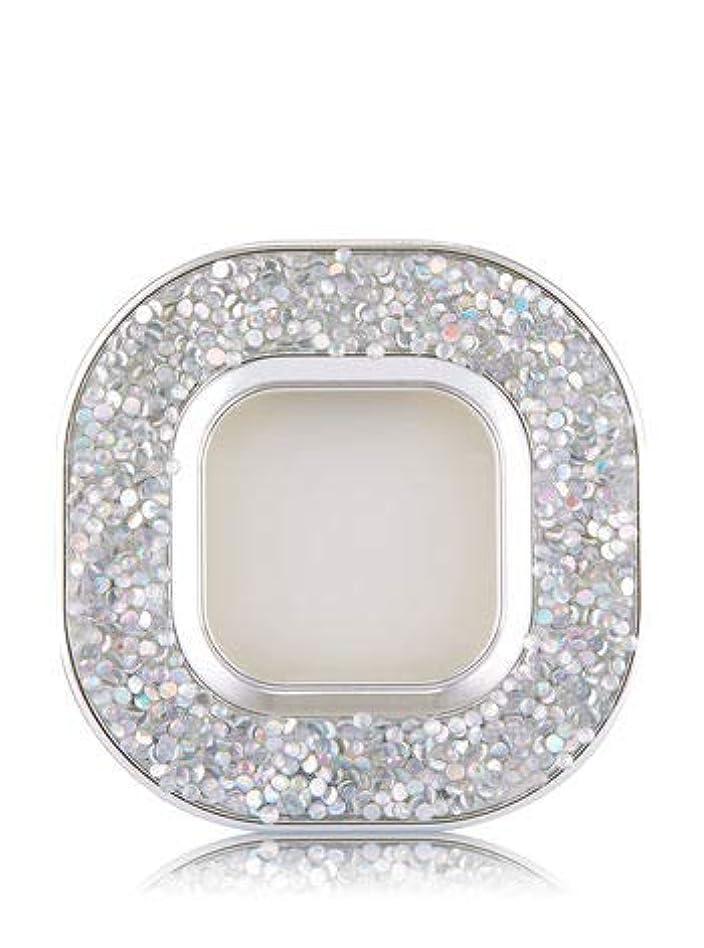 フローティングラフレシアアルノルディとは異なり【Bath&Body Works/バス&ボディワークス】 クリップ式芳香剤 セントポータブル ホルダー (本体ケースのみ) グリッタースクエアー Scentportable Holder Glitter Square [並行輸入品]