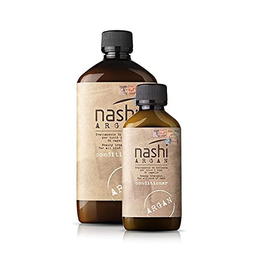 Argan Nashi Conditioner Balsamo Nutriente 500ml