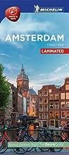 Michelin Amsterdam City Map - Laminated