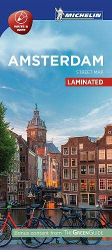 Michelin Amsterdam Street Map