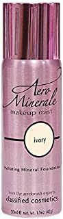 Aero Minerale Foundation Makeup Mist, Ivory by Aero Minerale