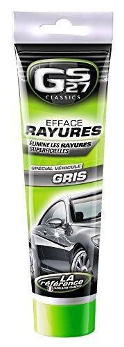 GS27 CL150161 Efface rayures, Gris, 150g