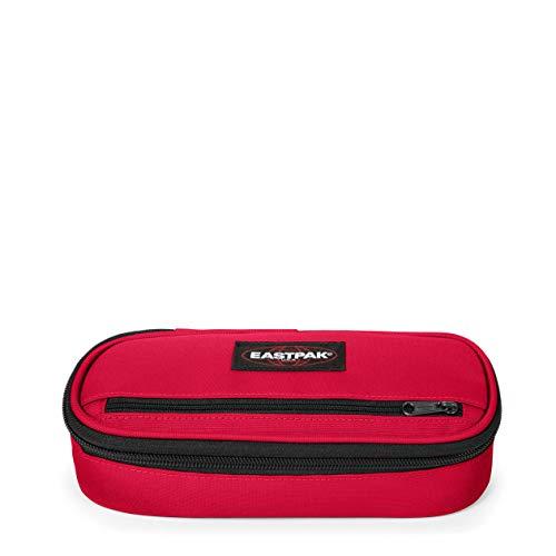Eastpak Oval Zippl'R Estuche, 22 Cm, Rojo (Sailor Red)