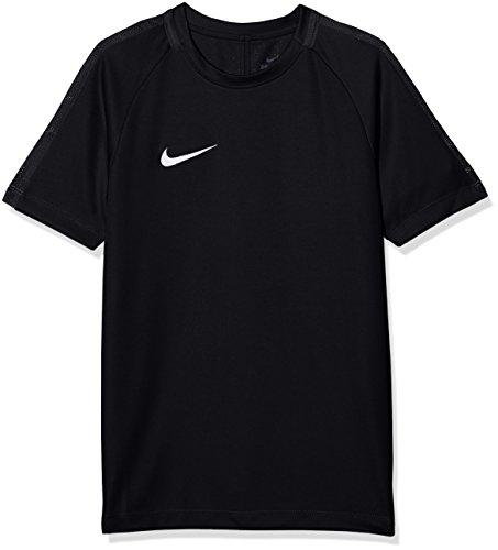 Nike Kinder Dry Academy 18 T-Shirt, schwarz (Black/Anthracite/White), L