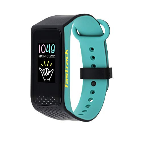 Fastrack Reflex 3.0 Digital Black Dial Unisex-Adult Watch-SWD90067PP02A