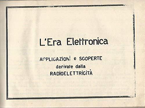 Corso per corrispondenza Scuola Radio Elettra. Lezioni preliminari