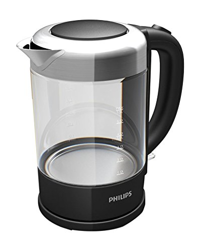 Philips Avance Collection HD9340/90 Teekanne, 1,5 l, 2200 W, 220 – 240, 50/60