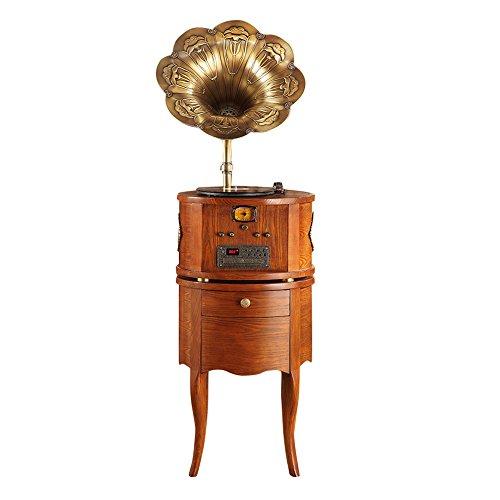 sitang Kreative Jahrgang Grammophon Wohnzimmer zu Hause Ornamente Dekorationen Einrichtungsgegenstände Handwerk Europäische moderne Zimmer MLG6689A