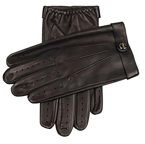Dents Herren Handschuhe Gr. S, schwarz