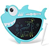 Simpeak Tableta Escritura LCD Color, Electronic Writing Tablet and Drawing Board, Erasable Reusable Doodle Pad Tablet for Kids and Adults at Home, School, Office (Azul)