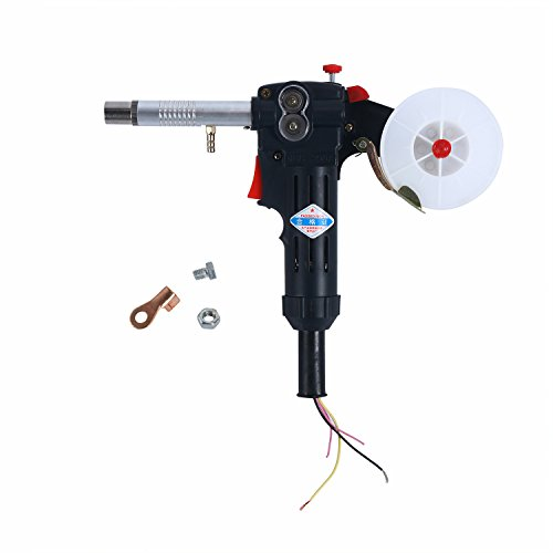 YaeTek Miller MIG Spool Gun Push Pull Feeder Aluminum Welding Torch without Cable 180A