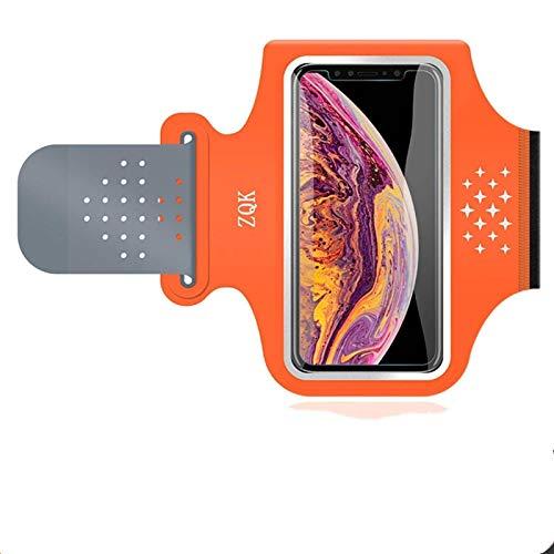 N-B Funda Protectora Universal para Brazalete para Exteriores Bolsa Deportiva para Correr Soporte para teléfono móvil Teléfono móvil Huawei Samsung Xiaomi Funda para teléfono móvil Brazaletes