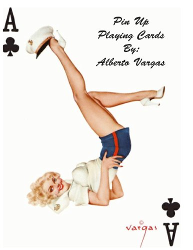 Pin Up Playing Cards