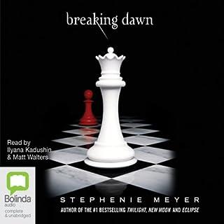 Breaking Dawn cover art