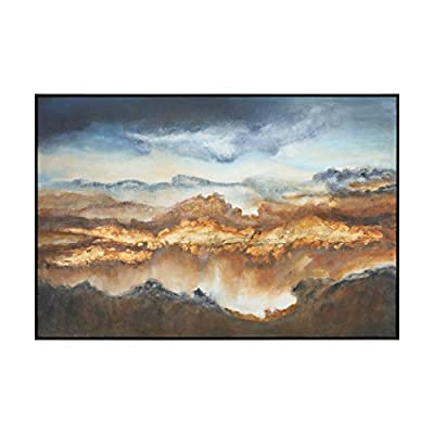 Uttermost Horizontal Landscape Canvas Wall Art by The Uttermost Company