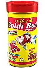 Ahm Goldi Red Granulat 250 Ml Balık Yemi