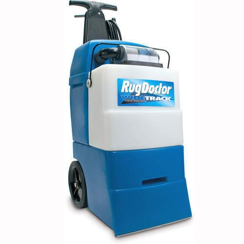 Why Choose Rug Doctor Wide Track Carpet Cleaning Machine