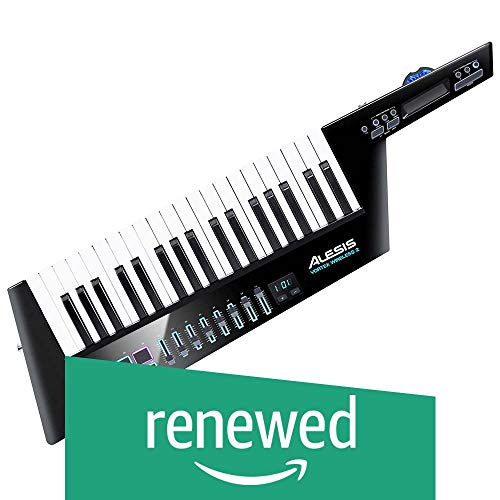 Alesis Vortex Wireless 2 | High-Performance USB / MIDI Wireless Keytar Controller with Professional Software Suite Including ProTools | First (Renewed)