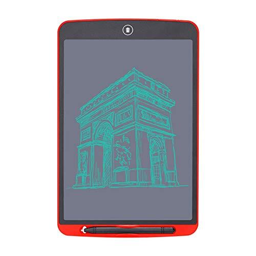 KDXBCAYKI 8,5 Inch Blackboard Pens 12 Inch Kleur Dikke Handschrift LCD LCD Tablet met Schakelaar Kinderen Graffiti Schrijven Board Factory Directe Verkoop Rood