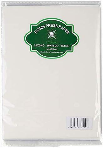 Heating Press Replaces Parchment Paper Reusable 100pcs 6 x 8 product image