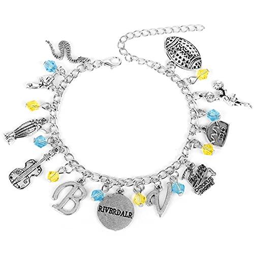 Riverdale Bracelet,TV Riverdale Bracelet,Riverdale Bracelet Men's Jewelry ,TV Pop Cosplay,unique, Cadeau Anniversaire,1PCS
