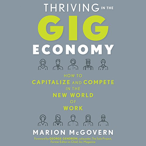 Thriving in the Gig Economy cover art