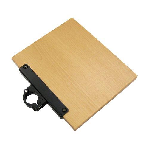 ヒガシ HPシリーズ HS47 突っ張り収納システム 木製片持棚板 取付金具色:黒