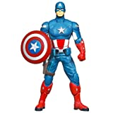 The Avengers - Shield Spinning Captain America 6\'