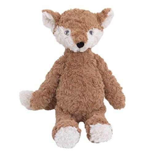 Cuddle Me Luxury Plush, Fox, Brown