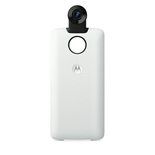 Moto 360 Camera - White