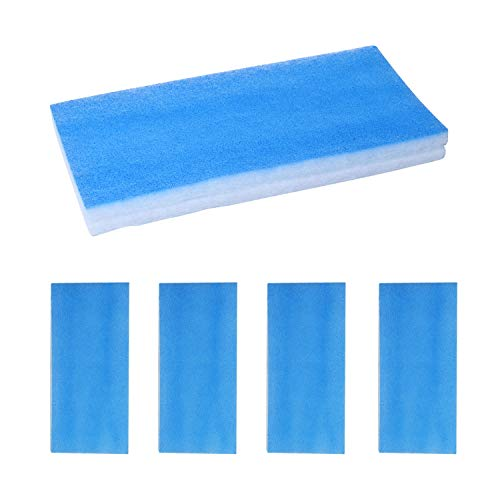 Podoy Spray Booth Filter for Compatible with B400DC B420DCK Spray Booth Models Exhaust Replace Spray Paint Booth Filter (5 Pack)
