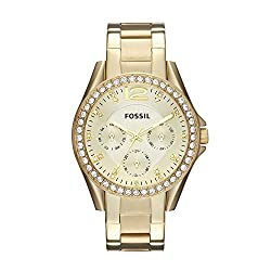 Fossil Women's Riley Glitz