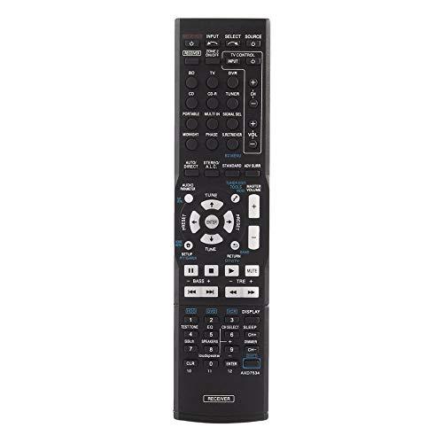 Replacement Remote Control for Pioneer VSX-521 VSX-521-K VSX-1024 VSX-1024-K VSX-1020 VSX-1020-K Home Theater Receiver AV Receiver