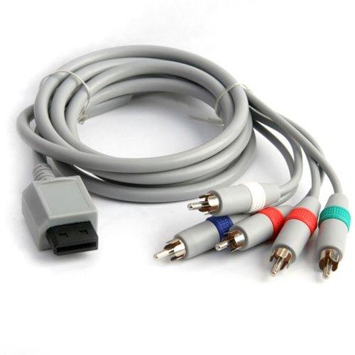 Desconocido AV Cable 5 Componentes Consola HDTV para Nintendo Wii Conector de...