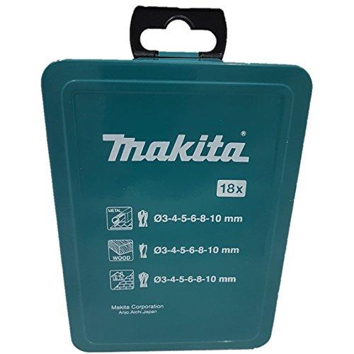 Makita Bohrer-Set D-46202 (18-tlg.) - 3