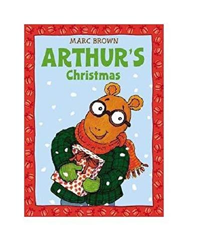 Arthur's Christmas: An Arthur Adventure (Arthur Adventures)