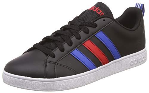 Adidas Vs Advantage, Zapatillas de Deporte Niño, Negro (Negbas/Azul/Escarl 000), 36 2/3 EU