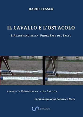 Il cavallo e l'ostacolo: La battuta nella prima fase del salto