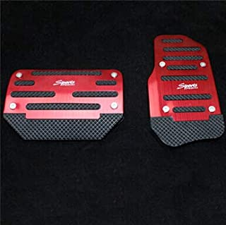 Car Styling Gas Brake Pedal Cover case for Toyota Prius Levin Crown Avensis Previa FJ Cruiser