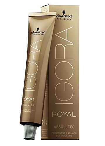 Schwarzkopf Igora Royal Absolutes 9-60 Blond extra clair chocolat naturel 60 ml
