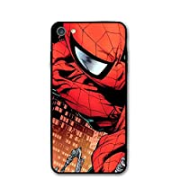 スパイダーマン マーベル iPhone SE ケース 第2世代 iPhone 8 ケース iPhone 7 ケース 2020 新型 4.7インチ 対応 薄型 PC 指紋防止 滑り止め付き レンズ保護