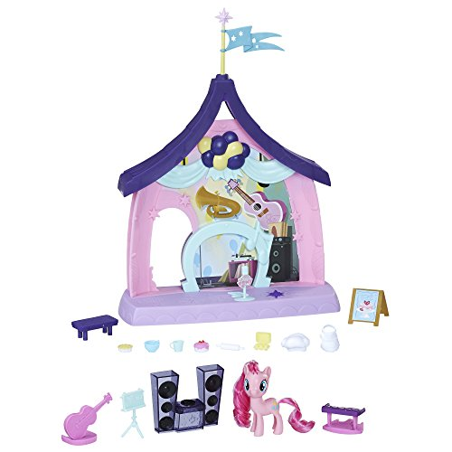 My Little Pony Pinkie Pie Beats & Treats Magical Classroom