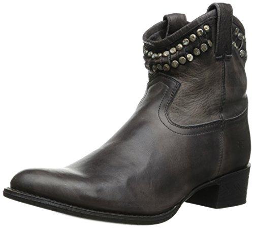 FRYE Damen Diana Cut Western-Stiefel, Niete, Holzkohle-77977, 36 EU