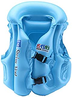 Adjustable Children Kids Babies Inflatable Pool Float Life Vest Swiwmsuit Child Swimming Drifting Safety Vests for Baby