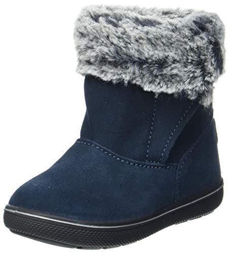 PRIMIGI Baby-Mädchen PSN 63588 First Walker Shoe, Navy, 24 EU