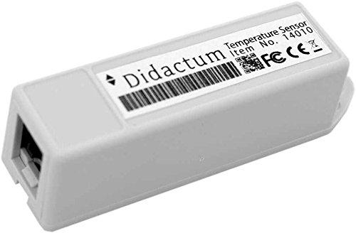 Temperaturfühler für Didactum Überwachungssysteme - Zuverlässige Messtechnik zur Temperaturmessung