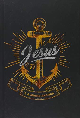 Bíblia Sagrada - Capa ilustrada Jesus é minha ancora: Nova Almeida Atualizada (NAA)