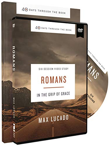 Romans Study Guide With Dvd: In the Grip of Grace (40 Days Through the Book)の詳細を見る