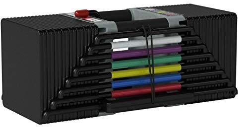 PowerBlock USA Elite 5-90lbs Dumbbell Set