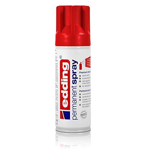 Preisvergleich Produktbild Spray Permanent verkehrsrot EDDING 5200902 ml 4004764956586
